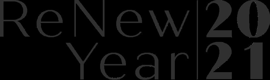 Renew Year 2021