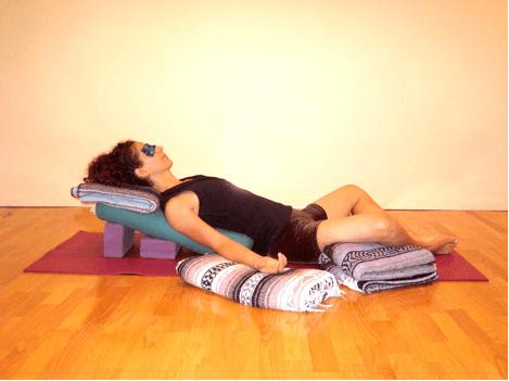 Image result for restorative yoga