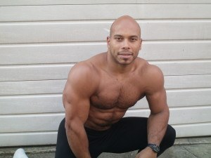 Gary Mahabir NYC personal trainer at Clay