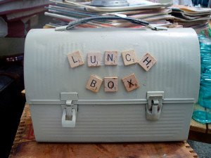 Packing your lunch