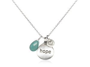 Satya Hope for Haiti necklace