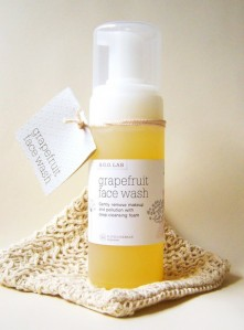 Grapefruit Face Wash by HGO Labs by H. Gillerman Organics