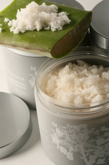 Red Flower Isla das Rocas revitalizing sea salt scrub on WellandGoodNYC.com