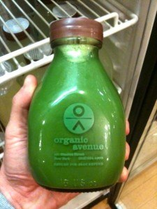 Organic Avenue Green Juice