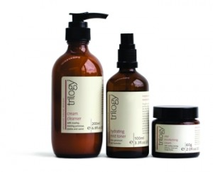 Trilogy rosehip-based natural products
