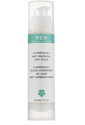 REN ClearCalm 3 Anti-Blemish Day Fluid
