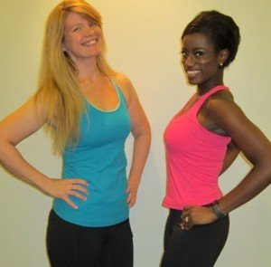 Model talent: Ify and Maggie, the after pictures