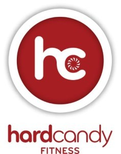 Logo for Madonna's Hard Candy Fitness Centers
