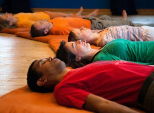 Yoga for night owls, and the overworked