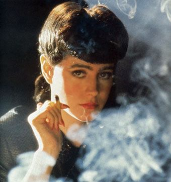 Sean Young Blade Runner Celebrity Life Coach