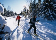 Outdoor Bound Ski and Snowshoe