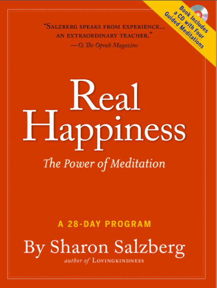 Real Happiness, Sharon Salzberg