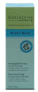 Collective Wellbeing Night Balm