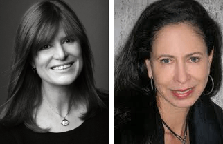 Jill Blakeway and Judith Wendell