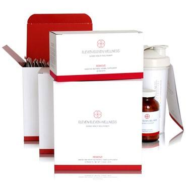Frank Lipman Cleanse Eleven Eleven Wellness kit Remove