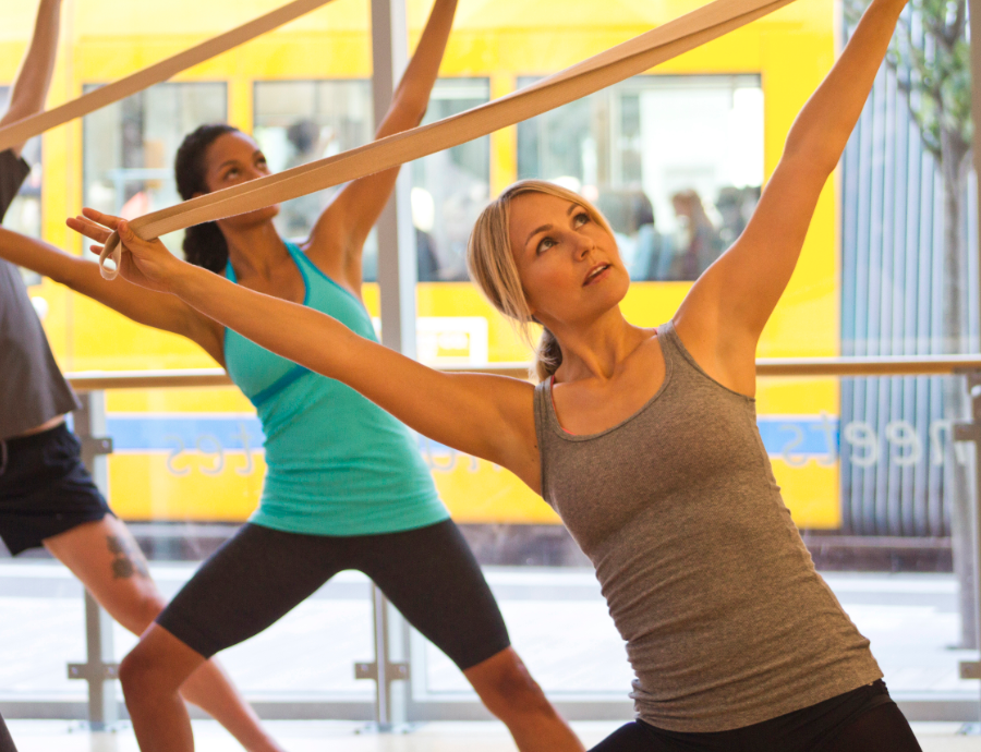 Sadie Lincoln Of Barre3 Is Coming To New York To Workout