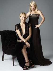 Gwnyeth Paltrow and Tracy Anderson