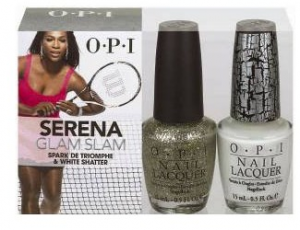 OPI Serena Williams French Open