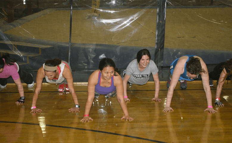 boot camp Chelsea Piers