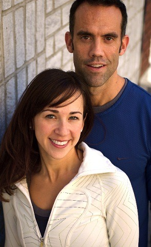 Matt and Carrie McCulloch, the husband-wife founders of Kinected.
