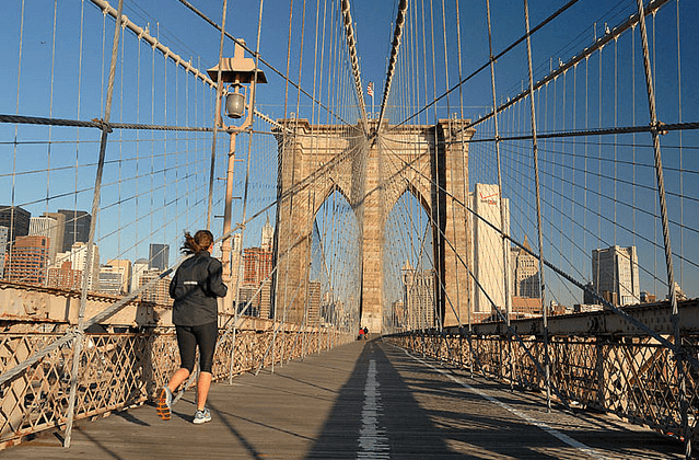 New York City's best running routes