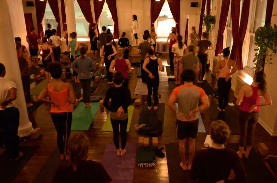 Yoga Vida opens a second studio