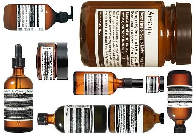aesop skin-care products new york city