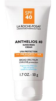 Mexoryl sunscreen