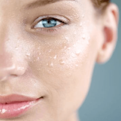 Elimination diet for skin