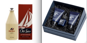 Naturopathica men's gift set