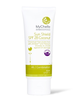 Great natural sunscreen
