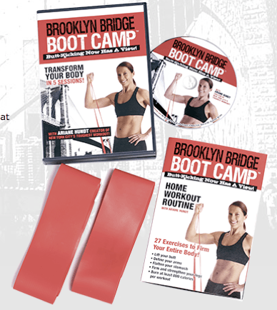 Brooklyn Bridge Bootcamp DVD