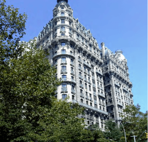 Physique 57 in the Ansonia, Upper West Side