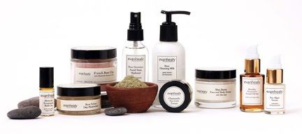 Natural Skin Care Evan Healy