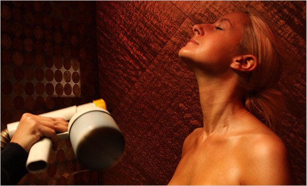 safety of spray tanning ingredients