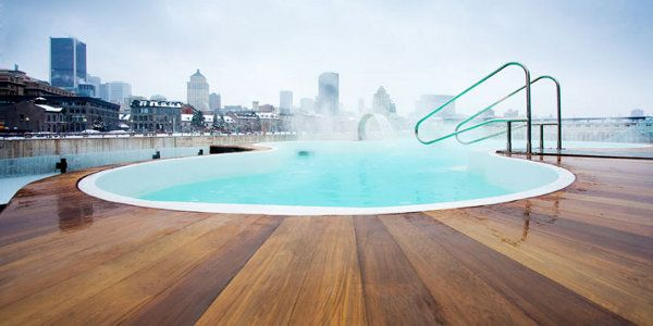 Bota Bota Montreal's Floating Spa