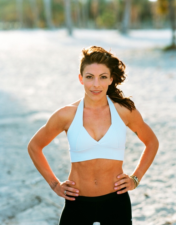 SoulCycle instructor Kym Perfetto
