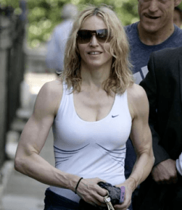 Madonna turns 53 today. Here's how she stays in shape.
