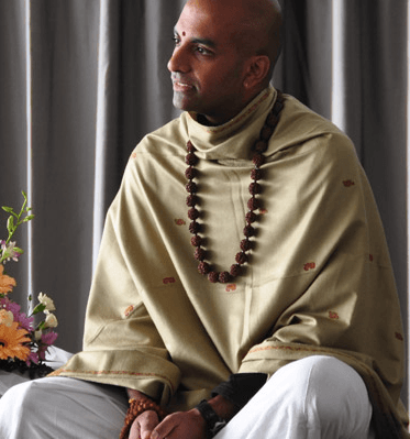 Dandapani meditation teacher and former monk