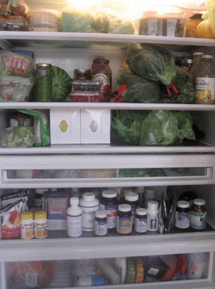 Elena Brower Fridge