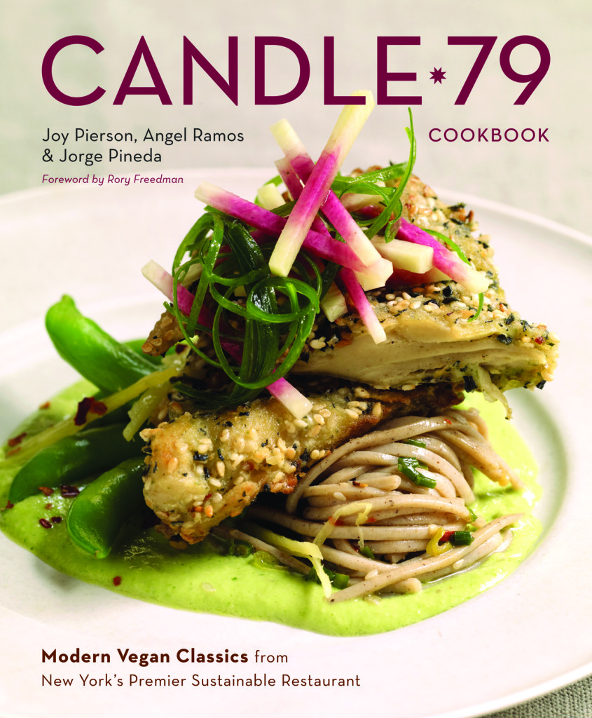 Candle 79 Vegan Cookbook