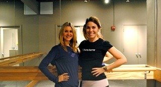 Pure Barre New York founders