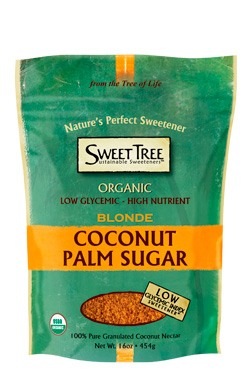 sweet tree coconut palm sugar