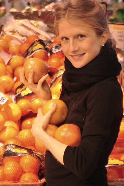 Amie Valpone of The Healthy Apple