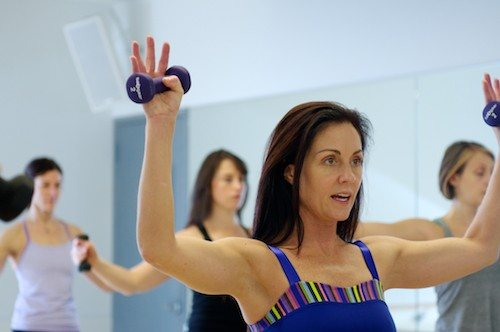Kate Bohner of Flybarre