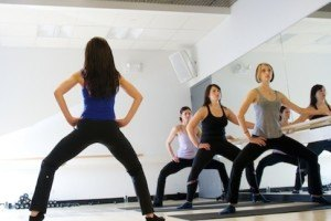 The Flybarre Challenge includes 4 classes per weel for 6 weeks.  (Photo: Stylecaster.com)