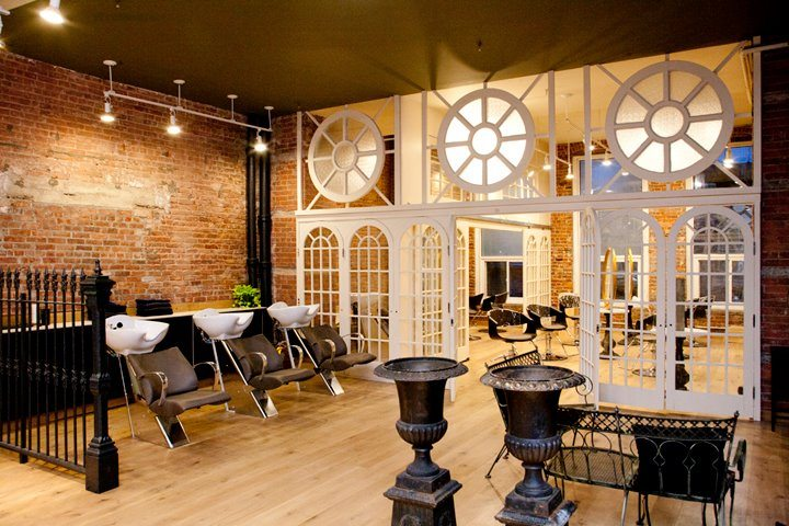 salone rustico : Tribeca?s just-opened Hale Organic Salon promises cutting-edge cuts ...