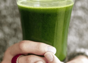 Is it cheating (and less nutritious) if you get your greens from a powder?
