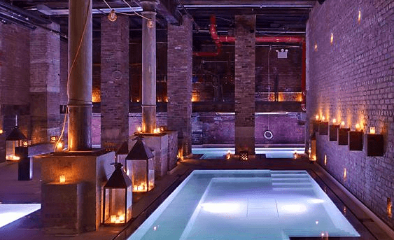 aire ancient baths a world class bathhouse in tribeca