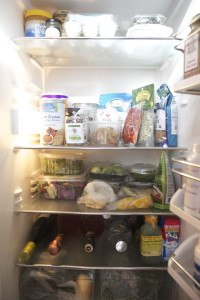 Dana James fridge